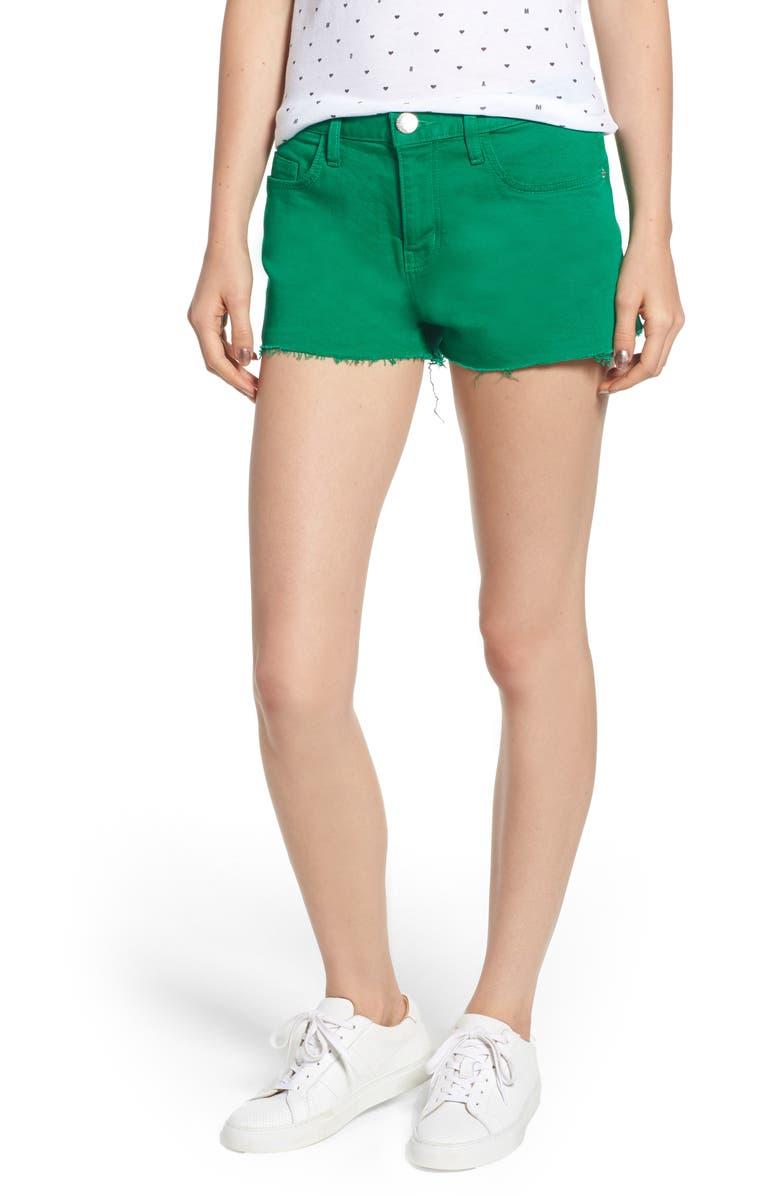 The Boyfriend Cutoff Denim Shorts