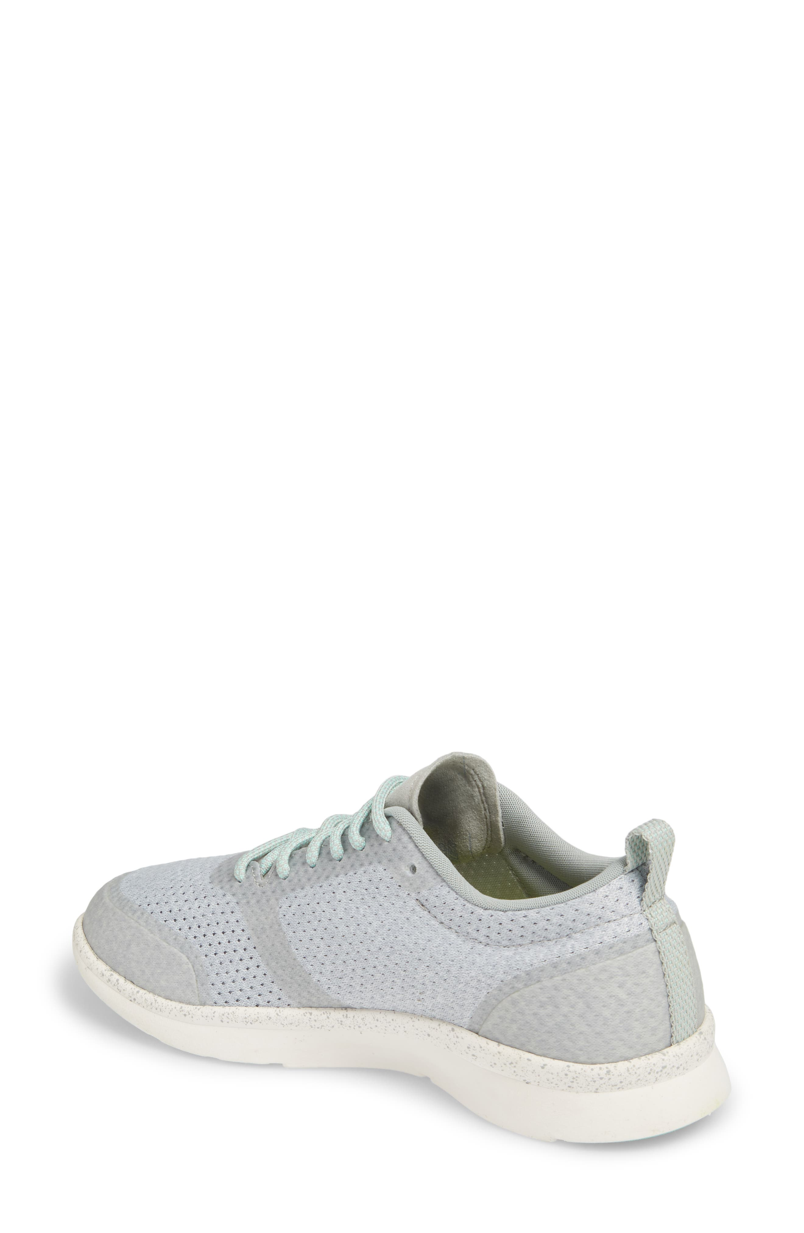 Linden Sneaker,                             Alternate thumbnail 2, color,                             High Rise/ Yucca