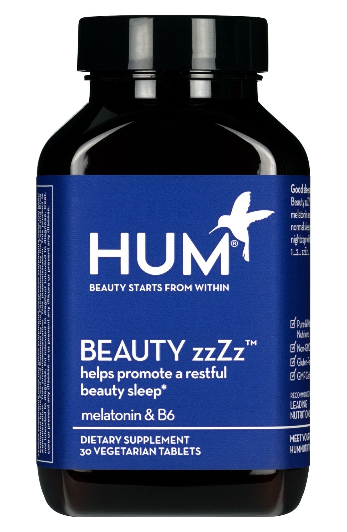 Beauty zzZz Sleep Supplement,                             Main thumbnail 1, color,                             No Color