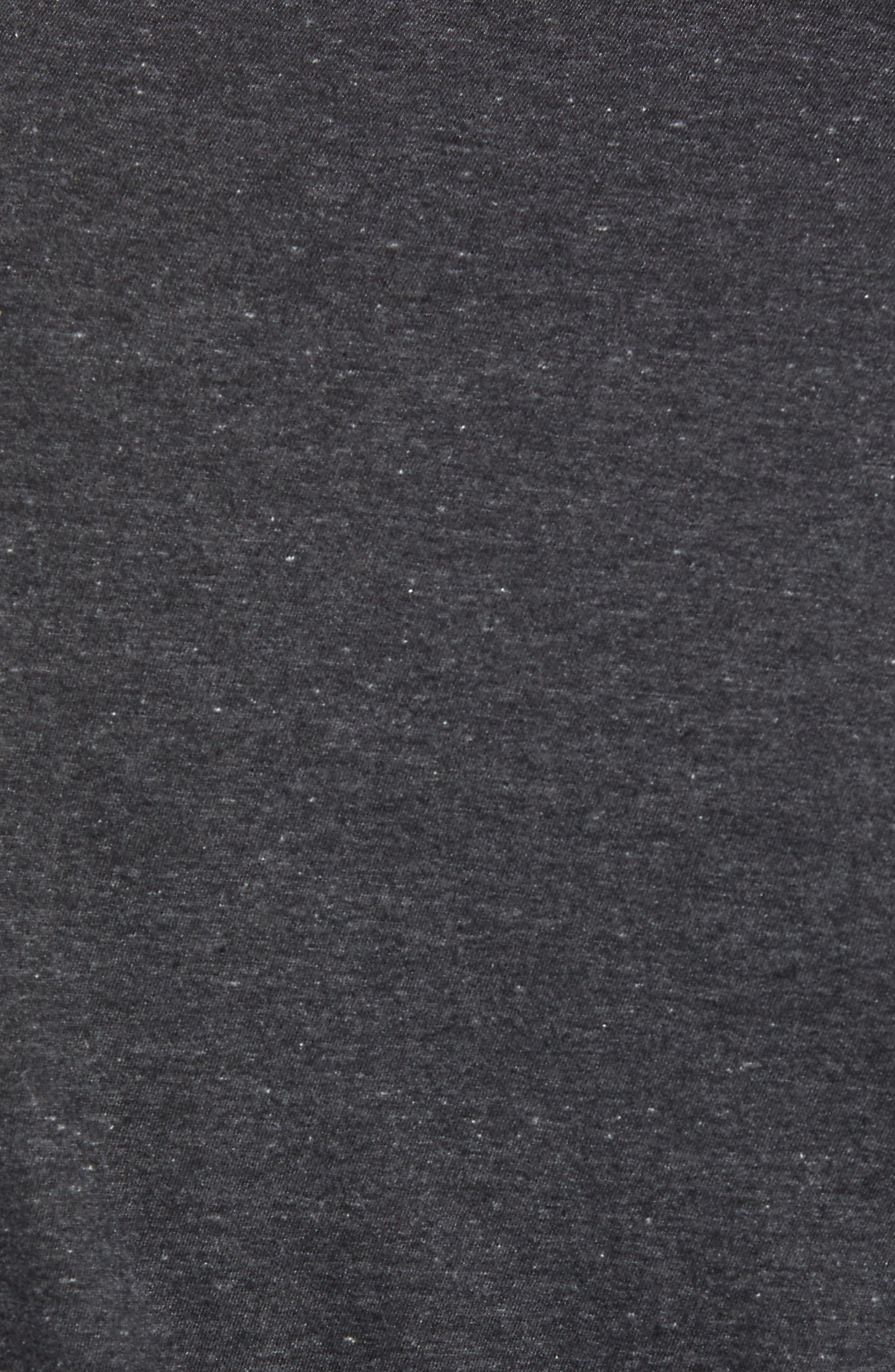 Housemark Logo T-Shirt,                             Alternate thumbnail 5, color,                             Black
