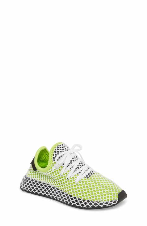 adidas Deerupt Runner Sneaker (Big Kid)