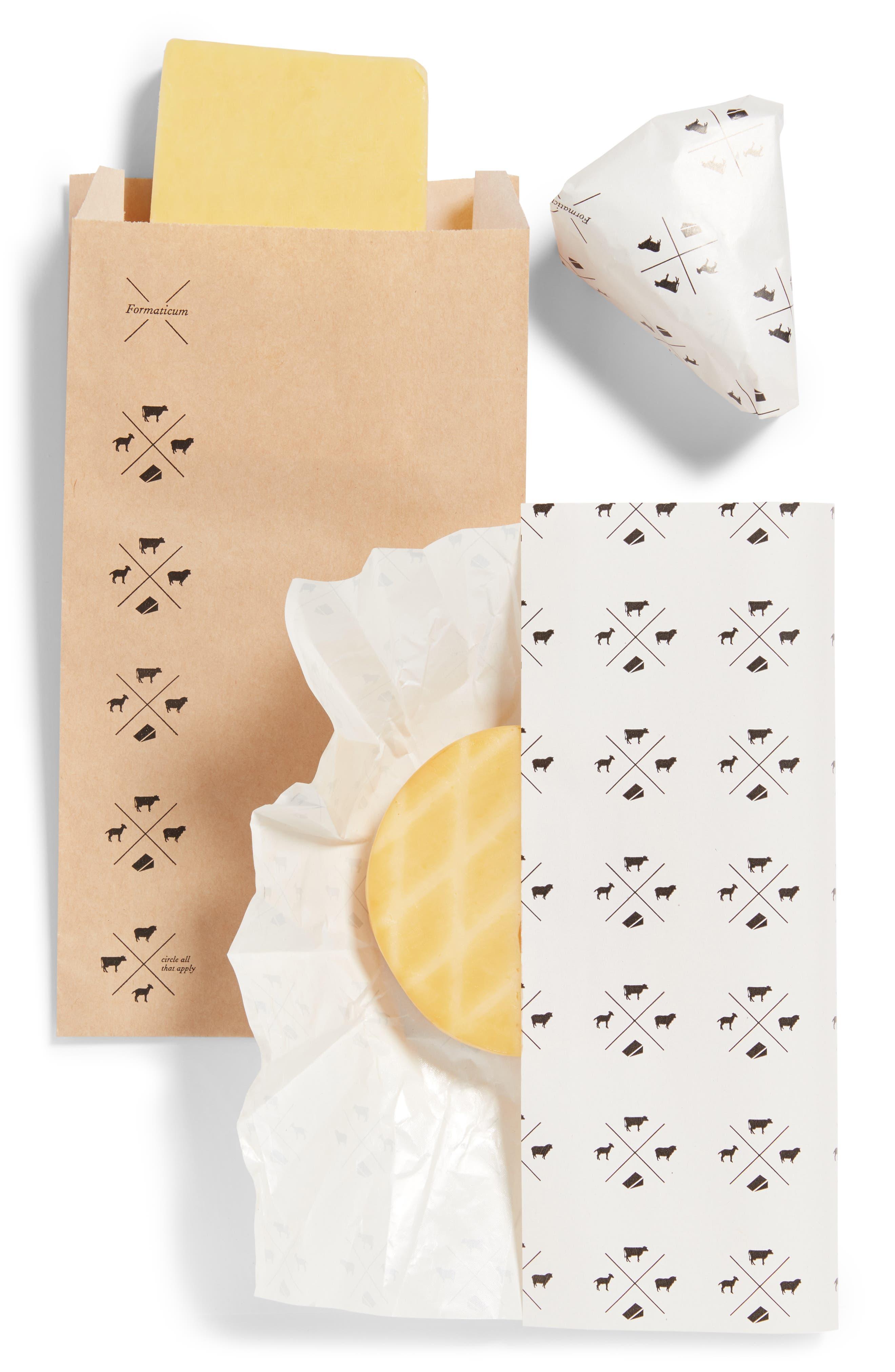 Cheese Storage Kit,                             Alternate thumbnail 2, color,                             White