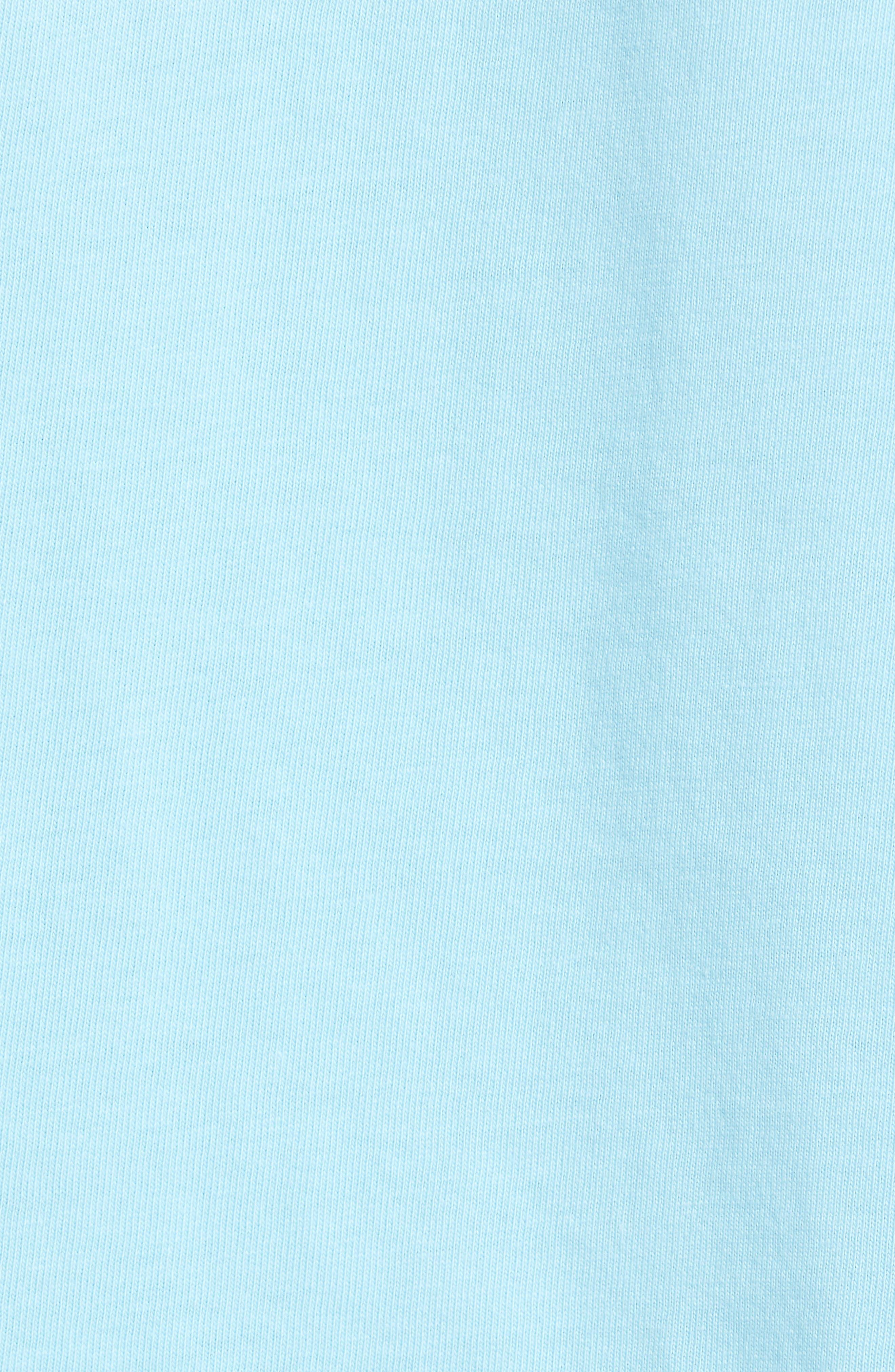 Beach Grille T-Shirt,                             Alternate thumbnail 3, color,                             Bowtie Blue