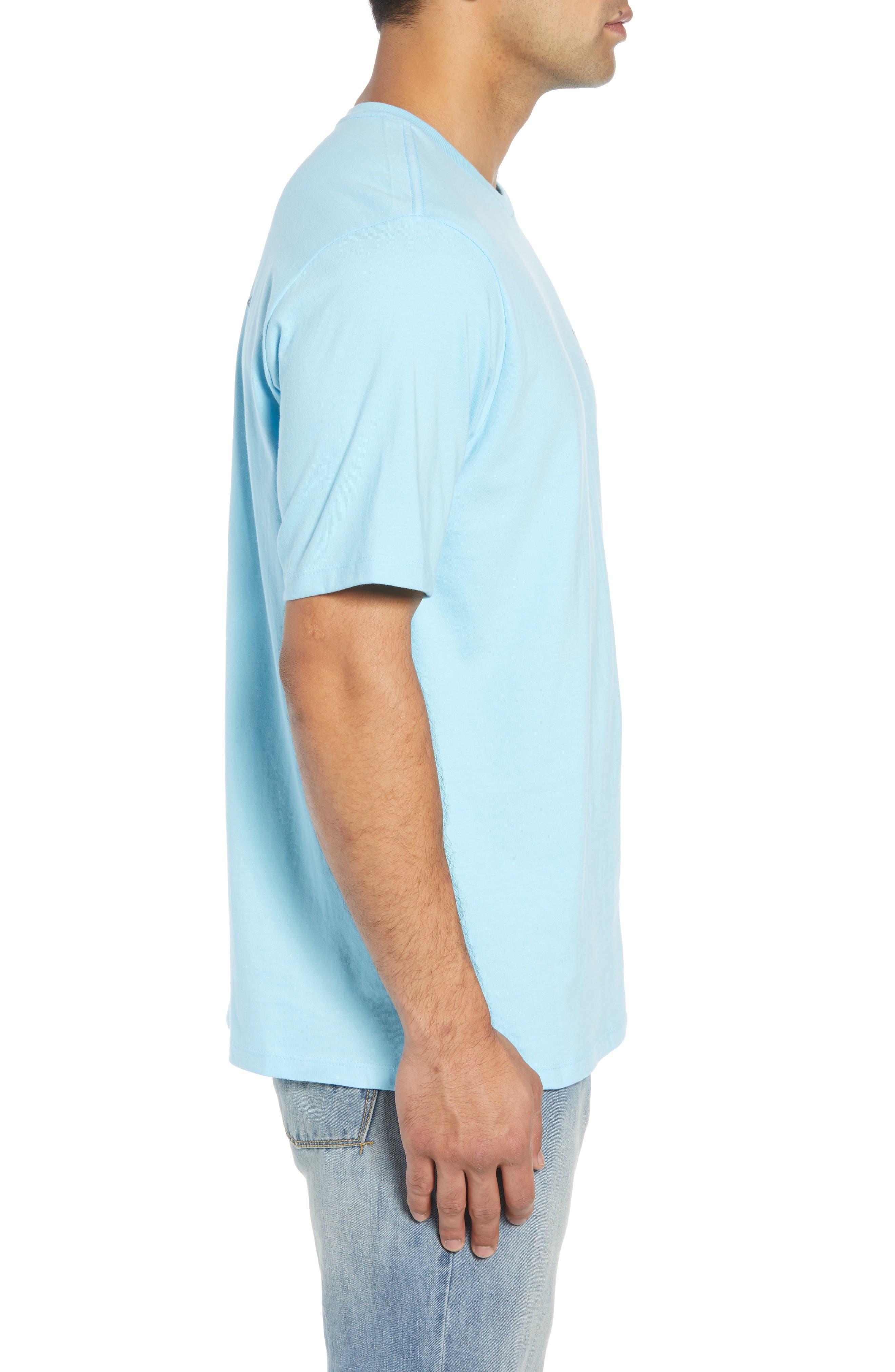 Complete Transparency T-Shirt,                             Alternate thumbnail 5, color,                             Bowtie Blue