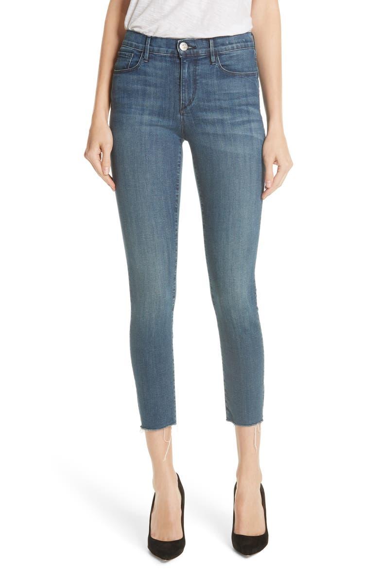W2 Ankle Skinny Jeans