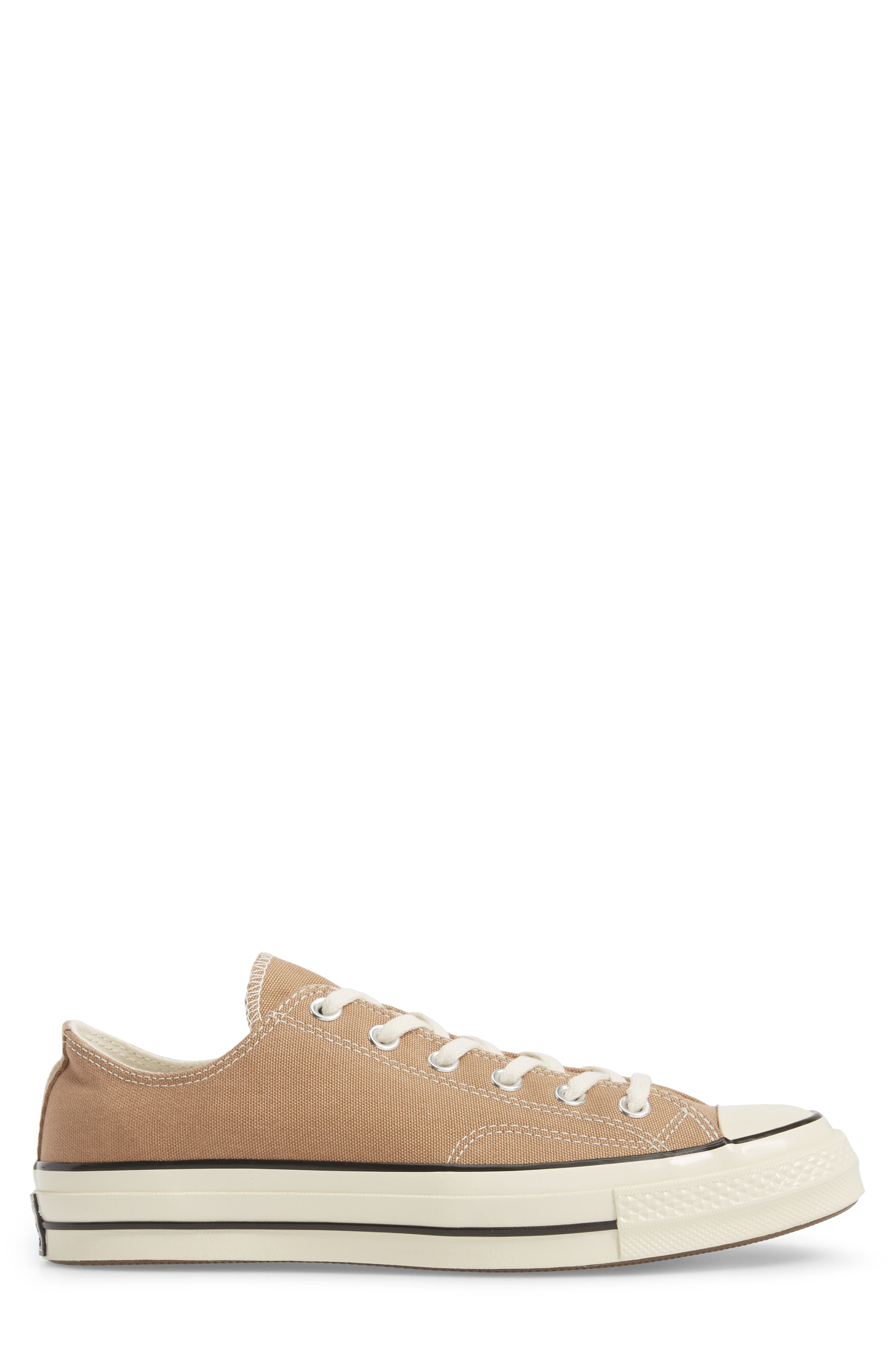 Chuck Taylor<sup>®</sup> All Star<sup>®</sup> 70 Heritage Sneaker,                             Alternate thumbnail 4, color,                             Teak Canvas
