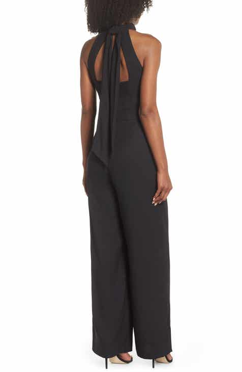 59f620b172 Chelsea28 Tie Back Jumpsuit (Regular
