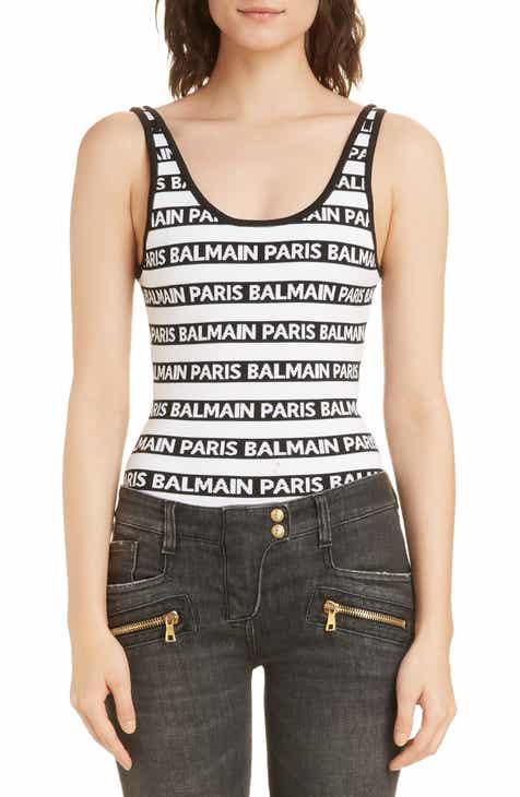 Womens Balmain Designer Clothing Nordstrom