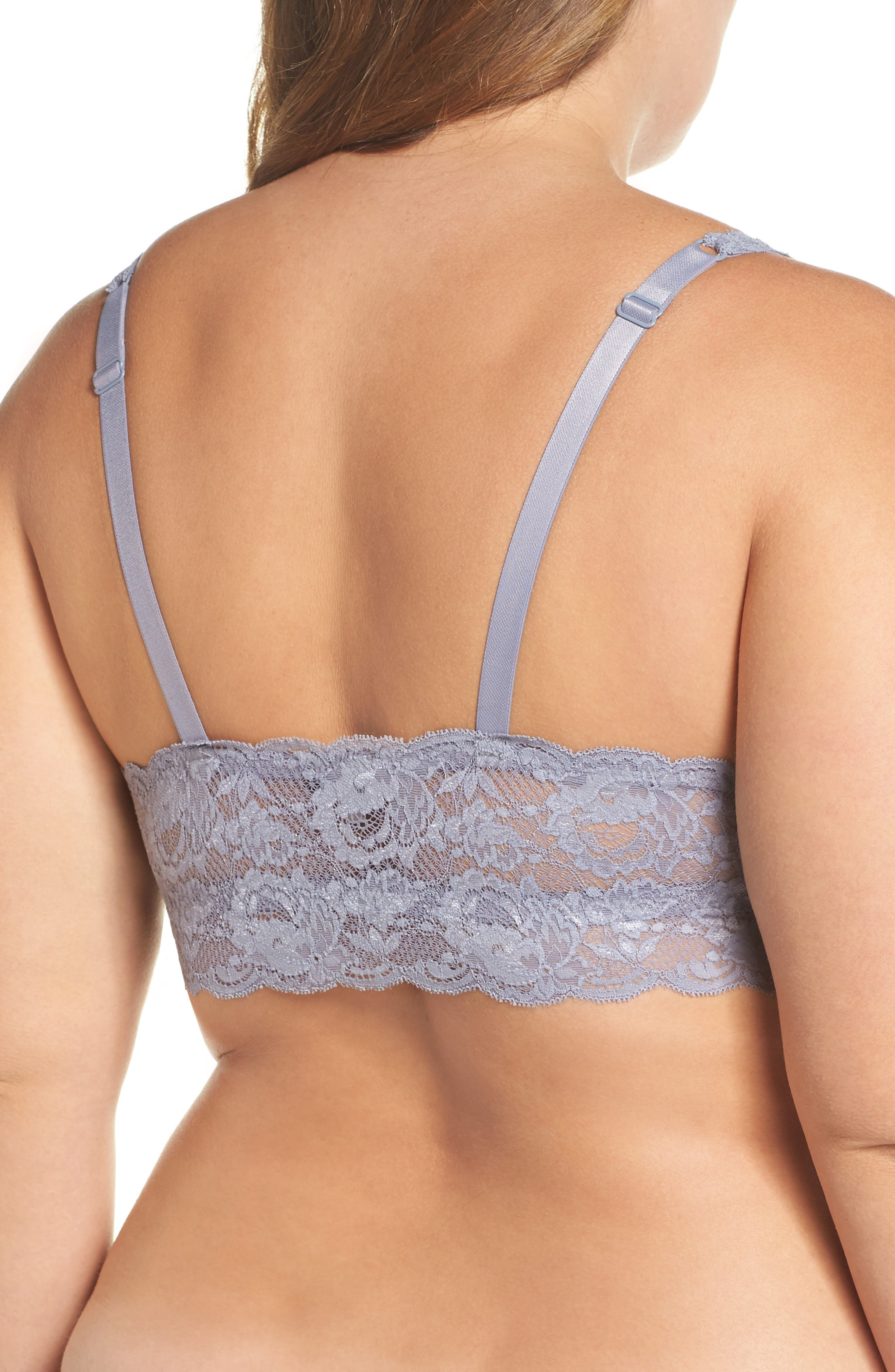 Never Say Never Soft Cup Nursing Bralette,                             Alternate thumbnail 2, color,                             Incenso