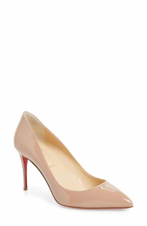 50e854377d8e Christian Louboutin Pigalle Follies Pointy Toe Pump (Women)
