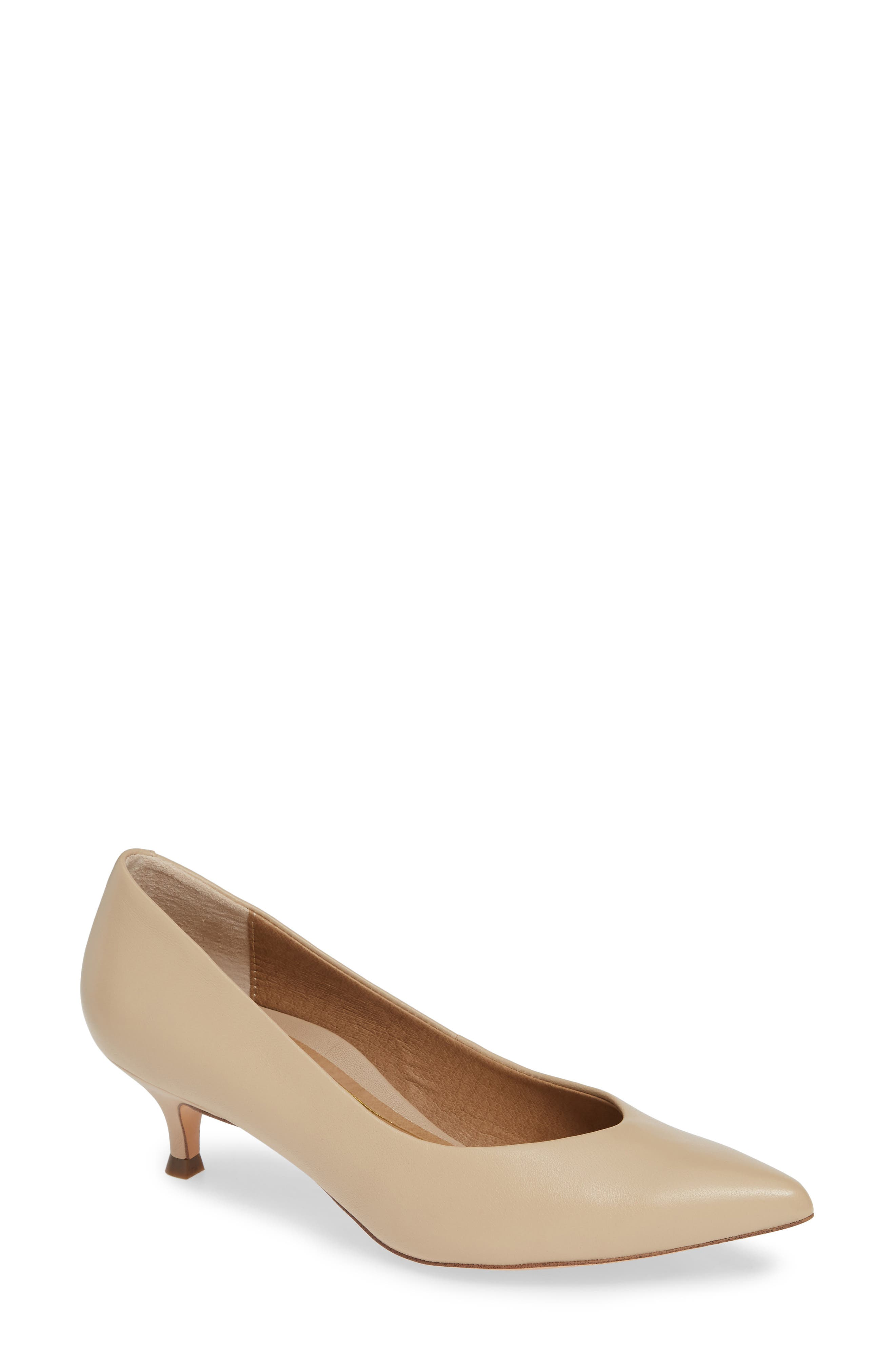 cheap sale authentic Nude Josie Kitten Heels outlet perfect deals online shipping discount sale DqIIq41c