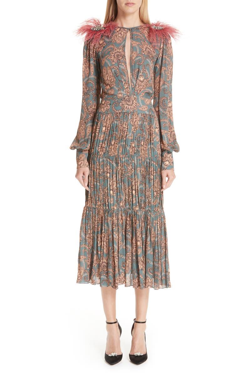 Hechicer?a Silk Dress