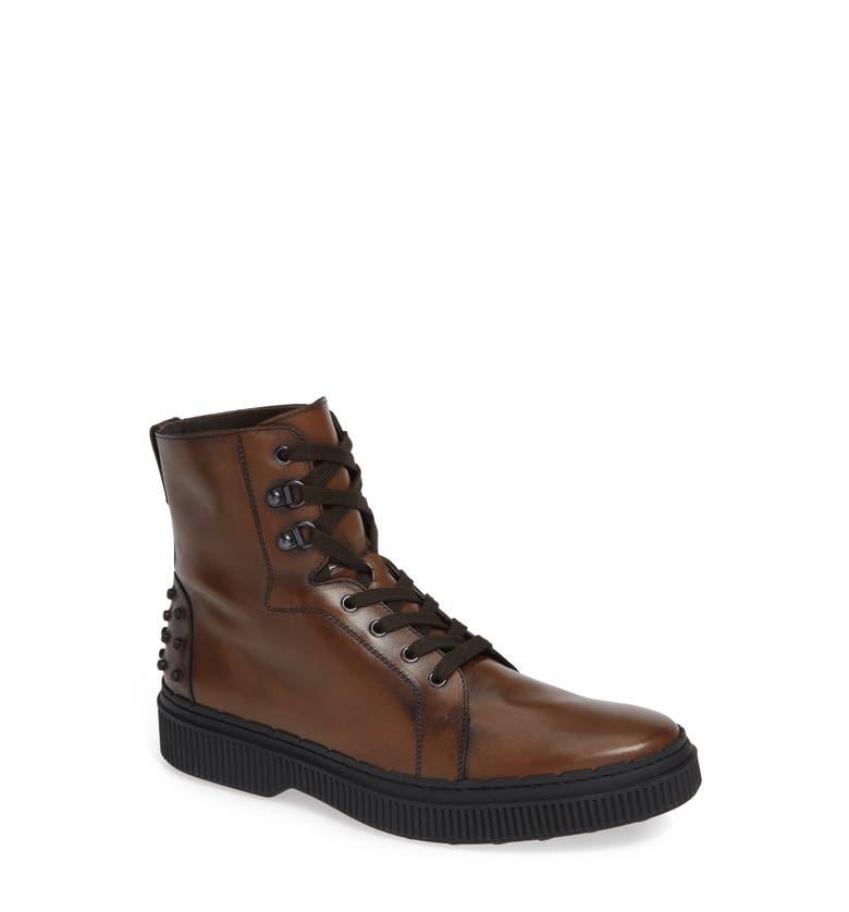 Plain Toe Boot