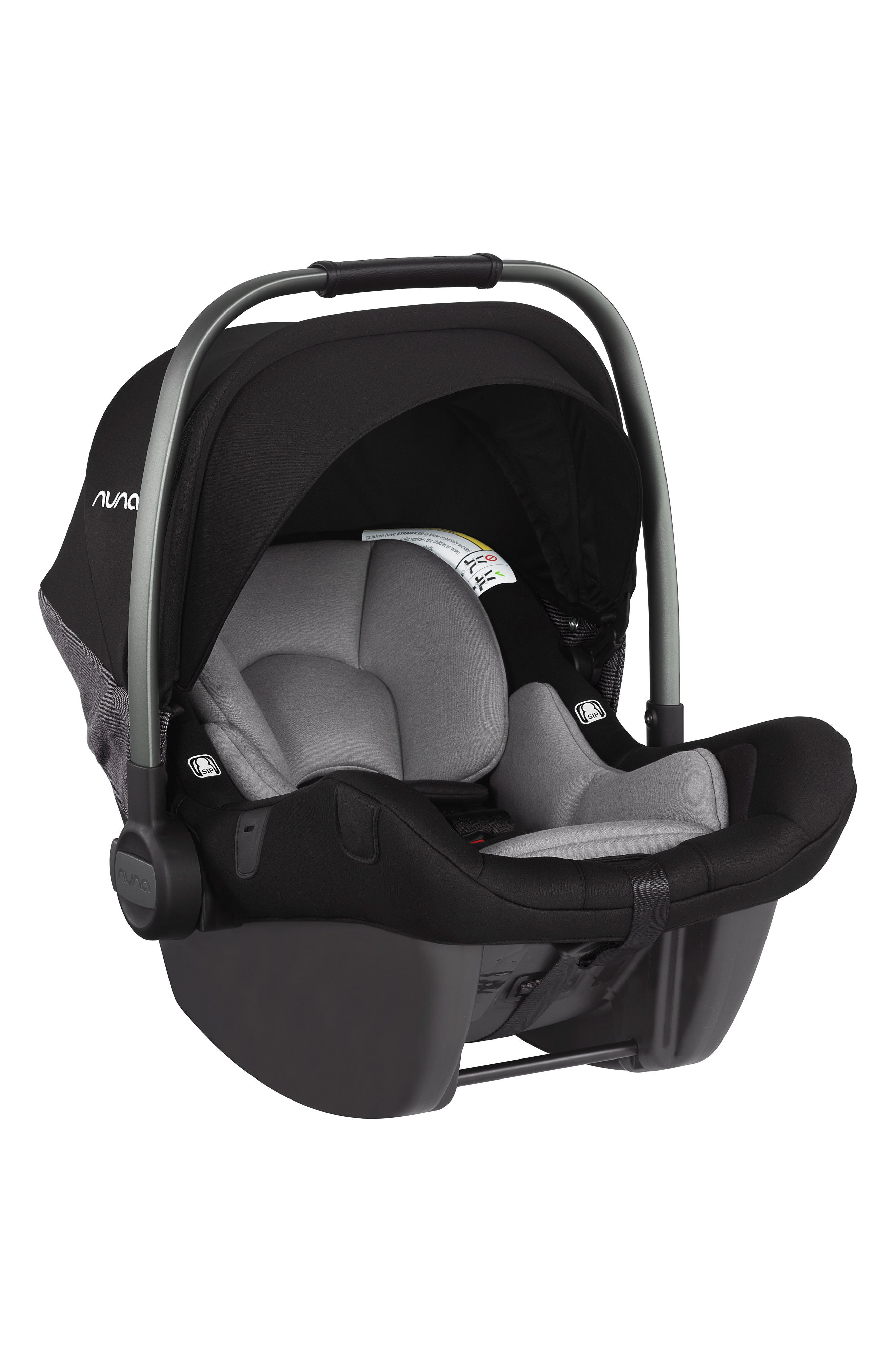 2019 MIXX<sup>™</sup> Stroller & PIPA<sup>™</sup> Lite LX Infant Car Seat Set Travel System,                             Alternate thumbnail 16, color,                             Verona Caviar