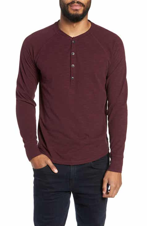 Good Man Brand Slim Fit Henley 4855f3ad36f