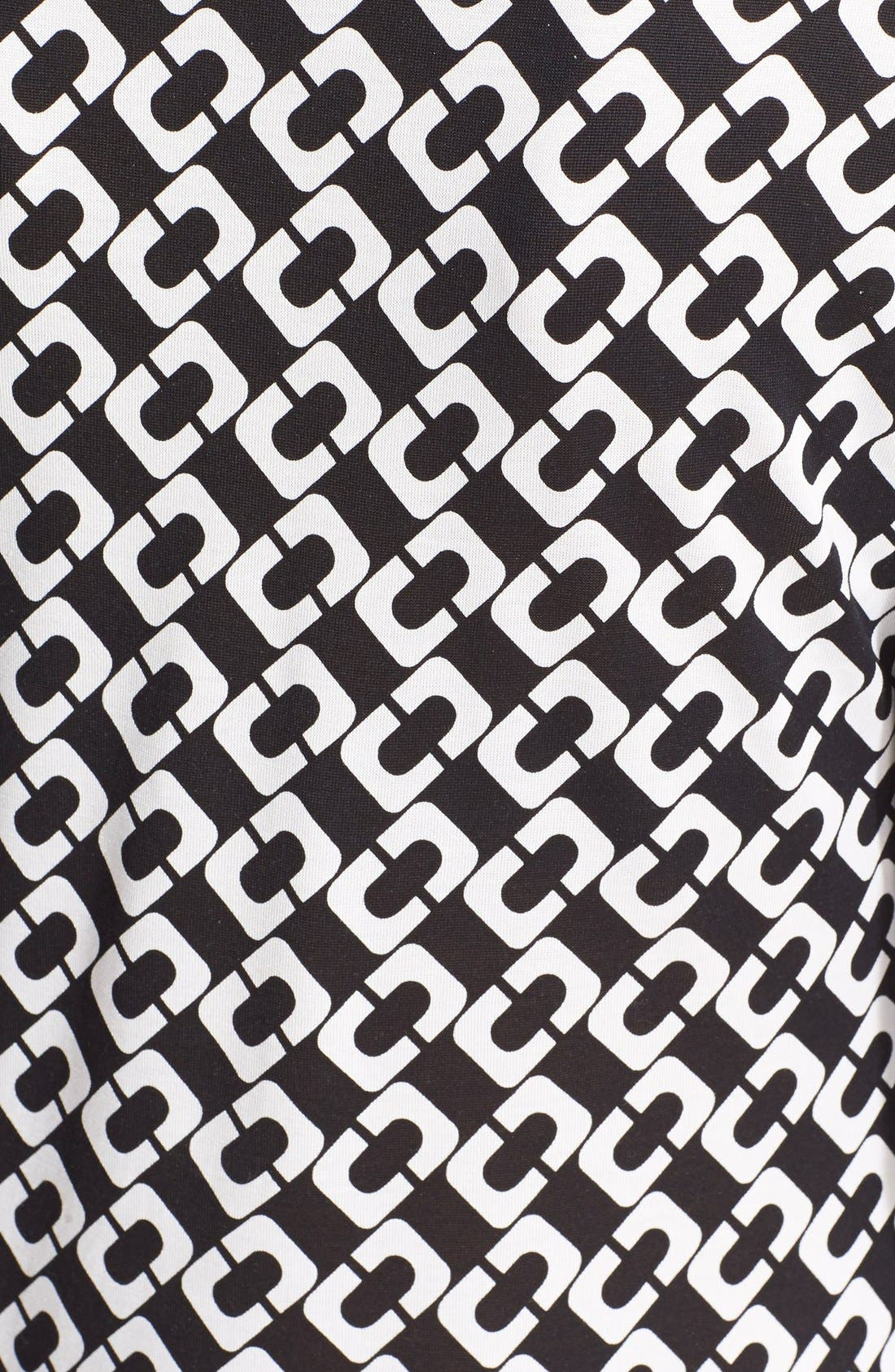 Alternate Image 3  - Diane von Furstenberg 'Reina' Silk Shift Dress