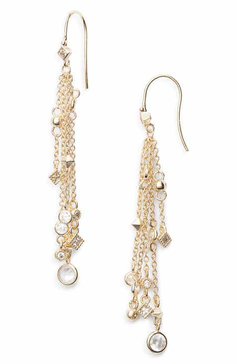 Kendra Scott Wilman Chain Earrings