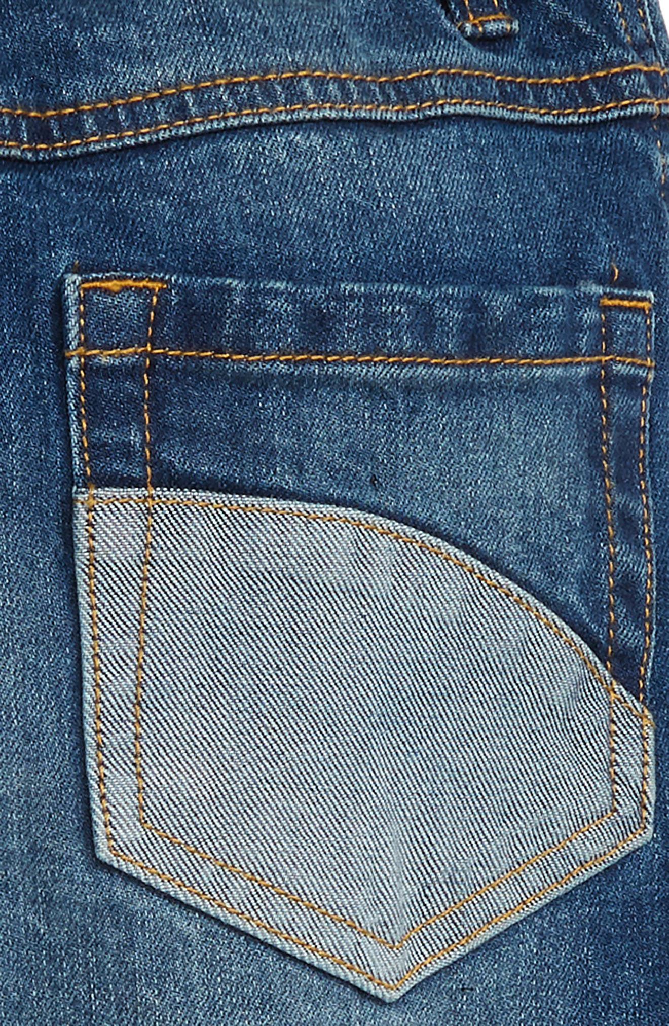 Distressed Jeans,                             Alternate thumbnail 3, color,                             Stage One Wash