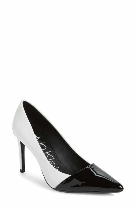 ba93c66dc718 Calvin Klein Roslyn Pointed Toe Pump (Women)