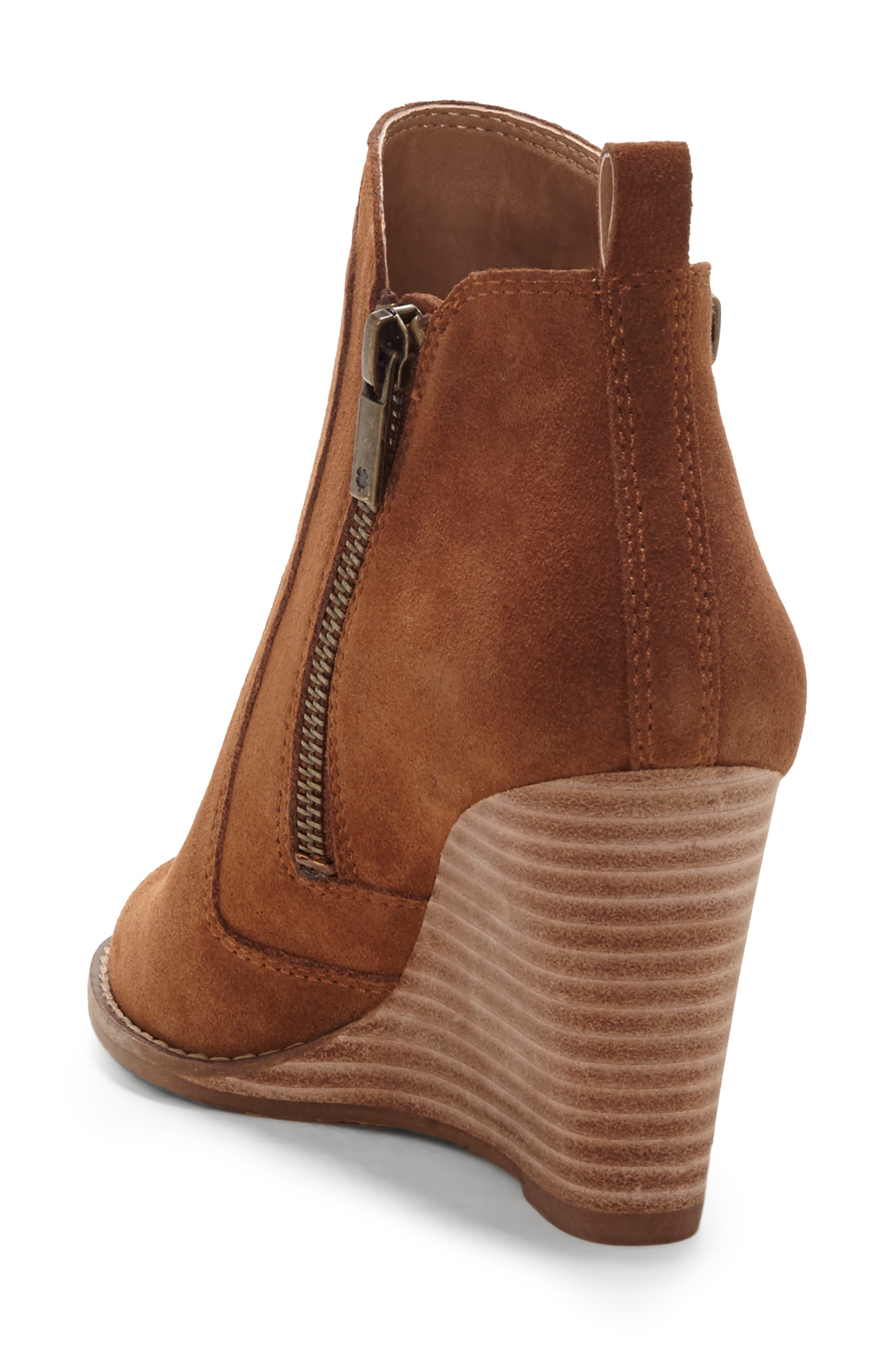 ce2a393a46dde Lucky Brand Wedge Booties for Women