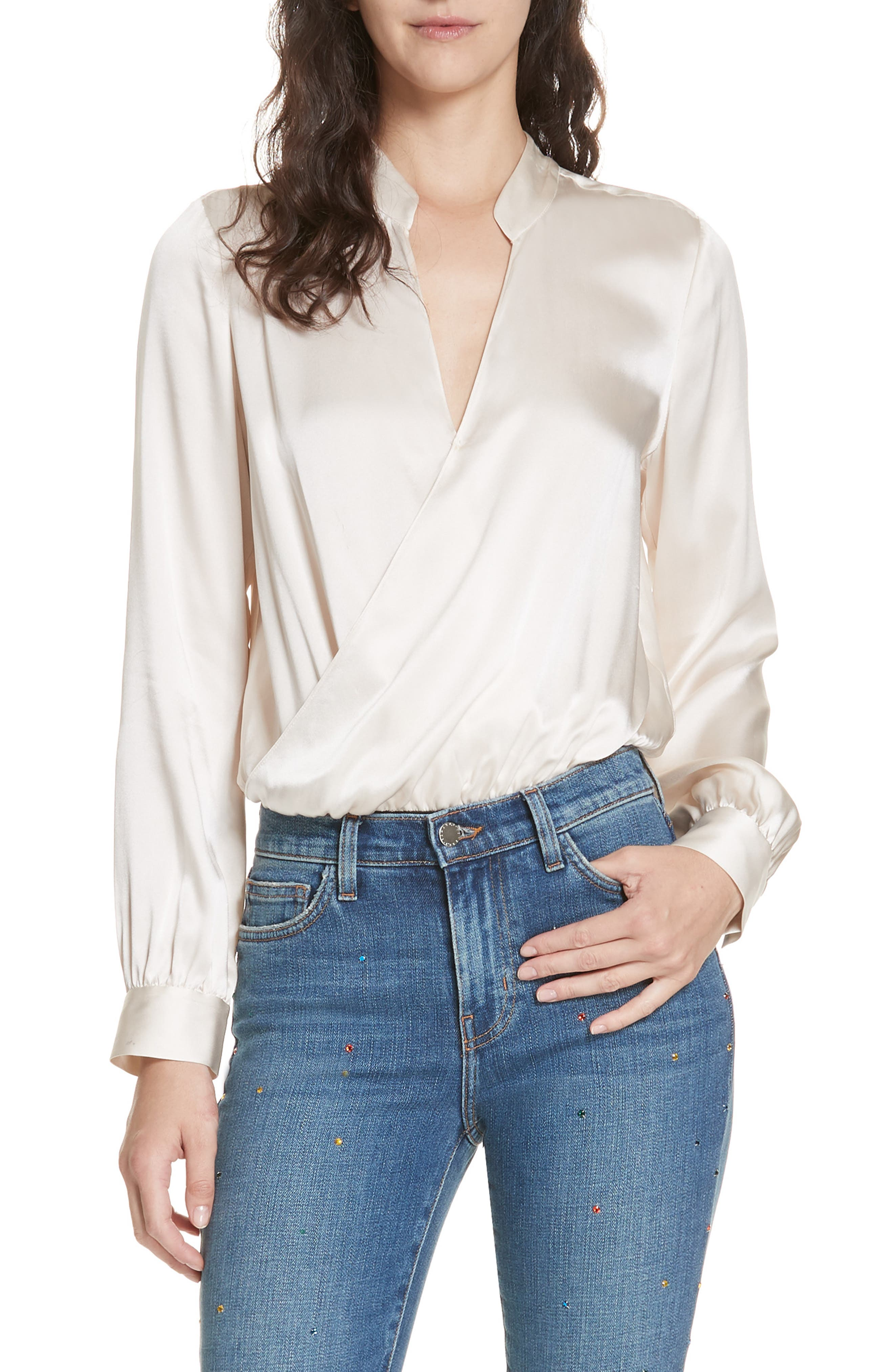 0d665e5b Women's Metallic Tops | Nordstrom