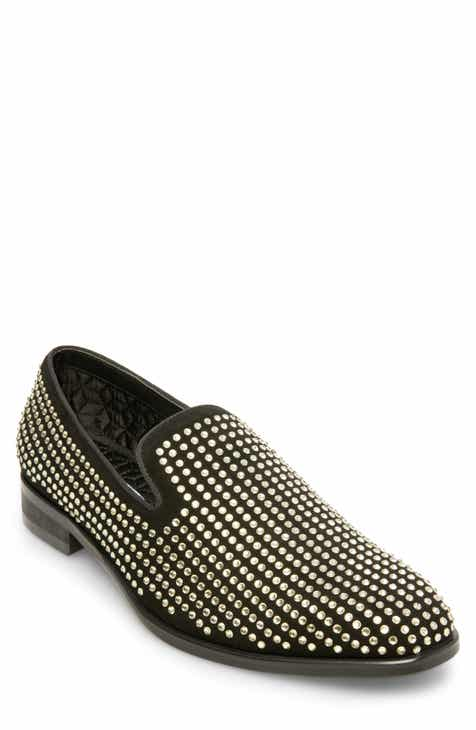 aedaf3229a6 Steve Madden Falsetto Studded Venetian Loafer (Men)