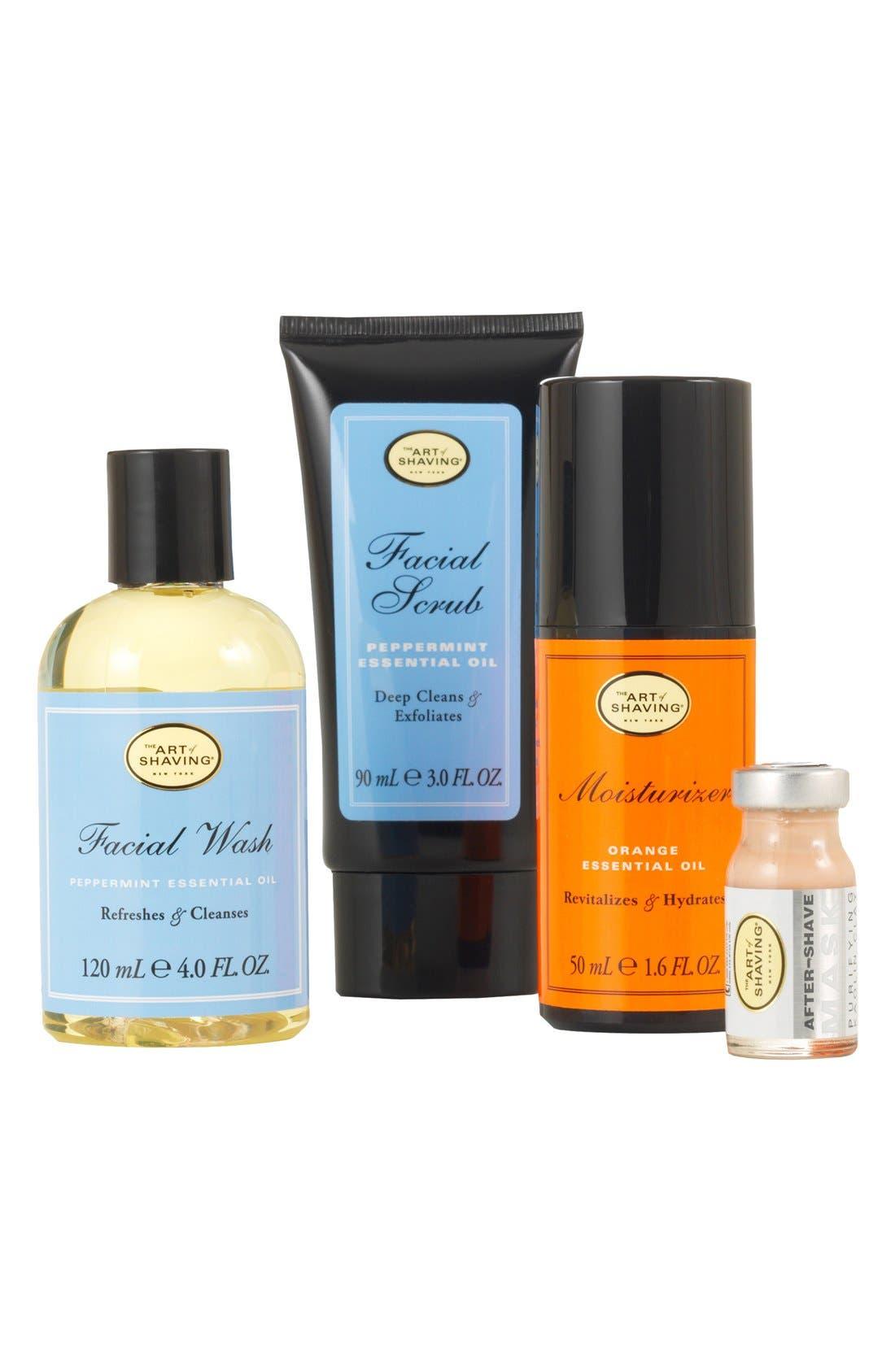 Alternate Image 1 Selected - The Art of Shaving® Skin Care Kit ($93 Value)
