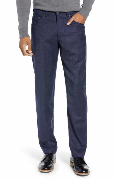 Men S Blue Pants Amp Trousers Nordstrom