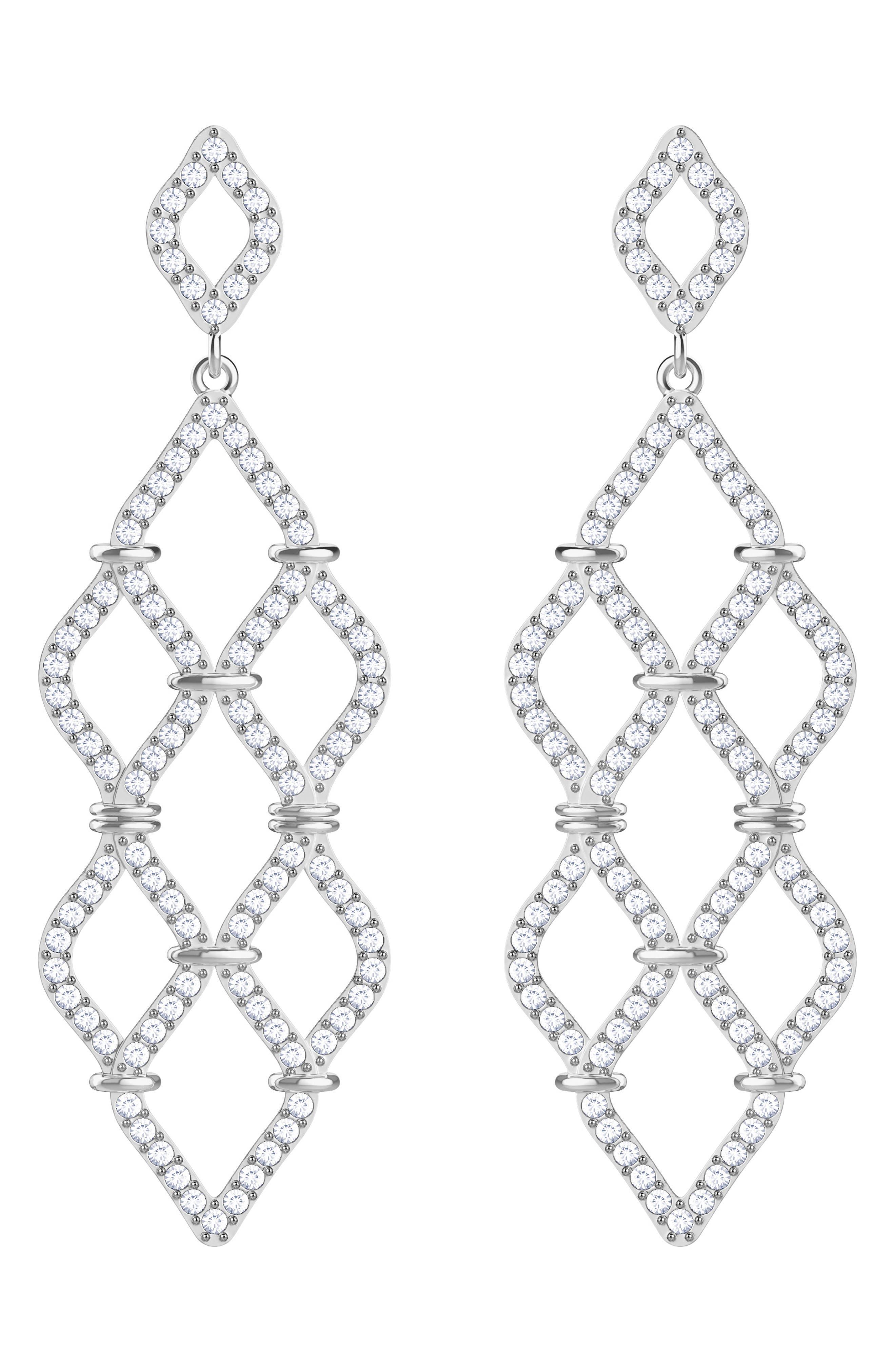 89c7cd8c5 swarovski drop post earrings | Nordstrom