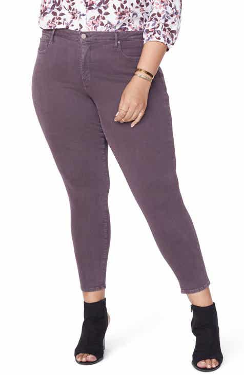 NYDJ Ami Ankle Skinny Jeans (Plus Size) by NYDJ