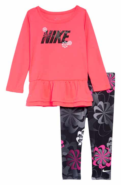 Nike Baby Girl Clothes Interesting Baby Girls' Nike Clothing Dresses Bodysuits Footies Nordstrom