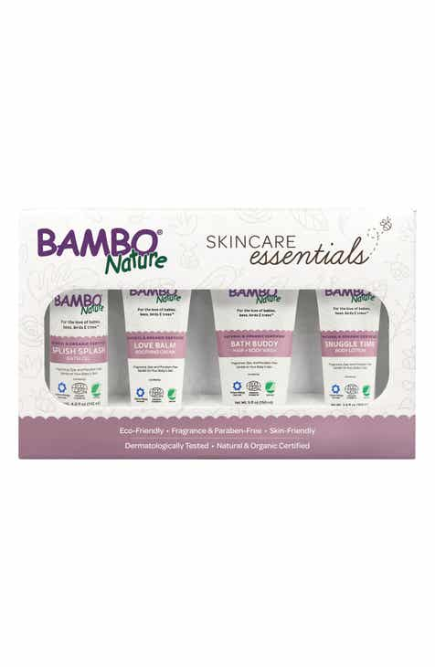 Bambo Nature Skincare Essentials Set ($36.95 Value)