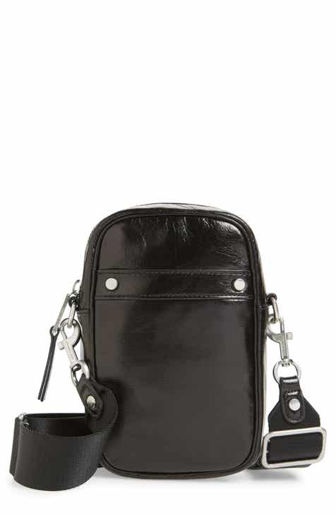 5450bb8fcb1b Treasure   Bond Murphy Glazed Leather Crossbody Bag