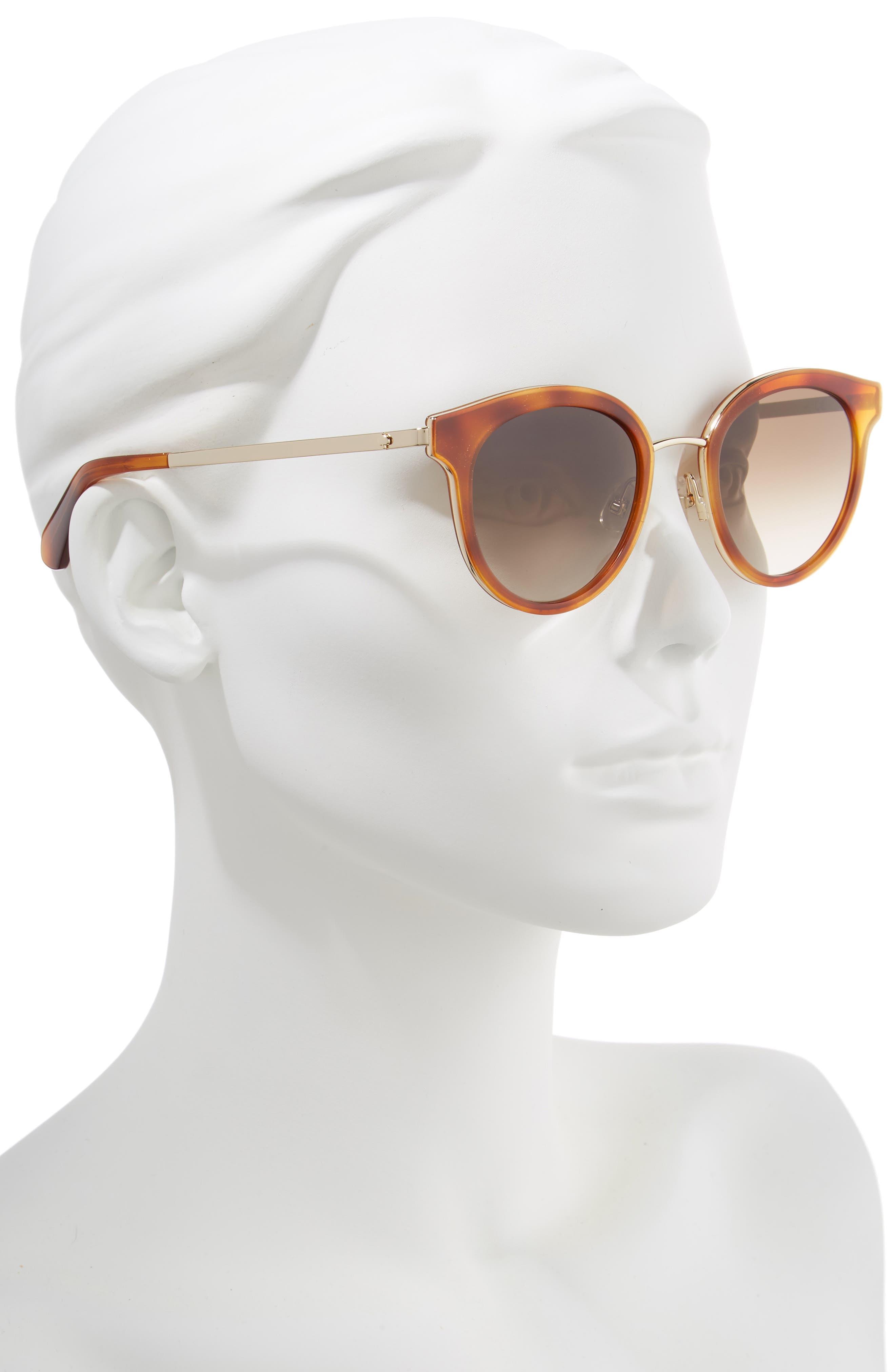 b52c86a89d8b5 Kate Spade New York Round Sunglasses for Women