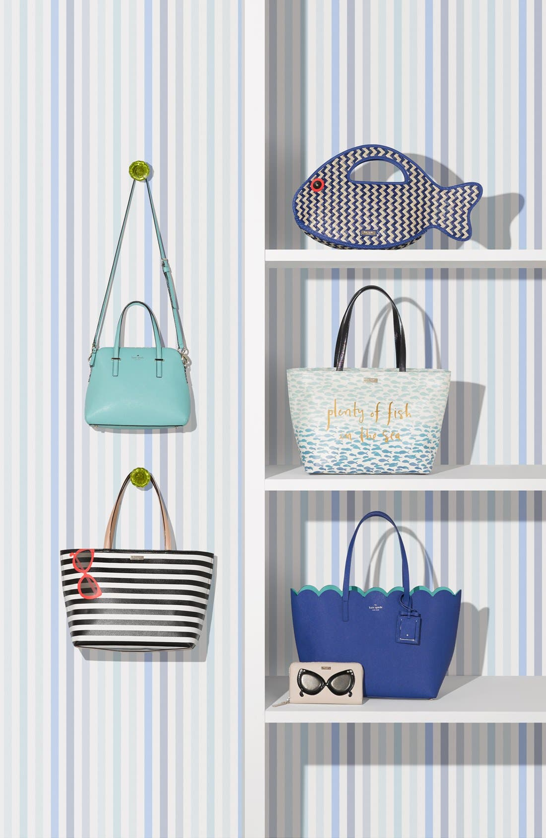 Alternate Image 3  - kate spade new york 'lily avenue - carrigan' leather tote