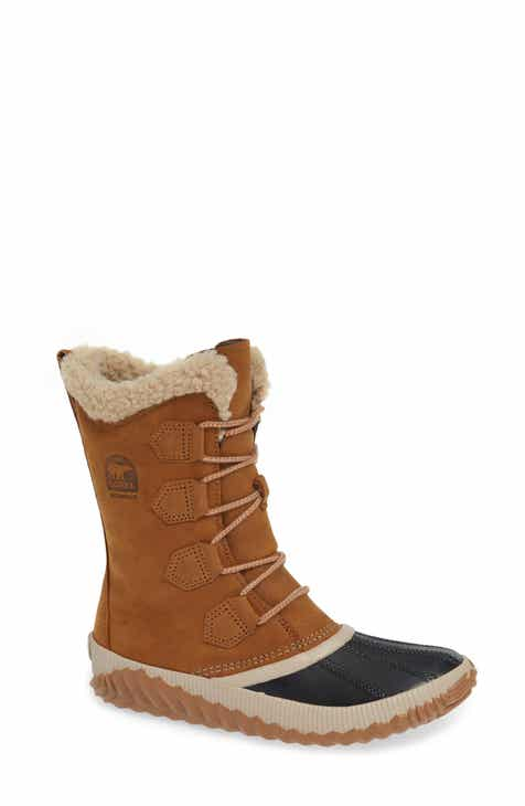 Sorel Out N About Plus Tall Waterproof Boot (Women) c9b5993f4431