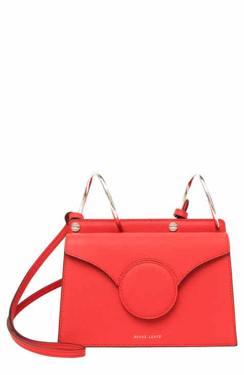 b737e105ea Danse Lente Mini Phoebe Leather Bag