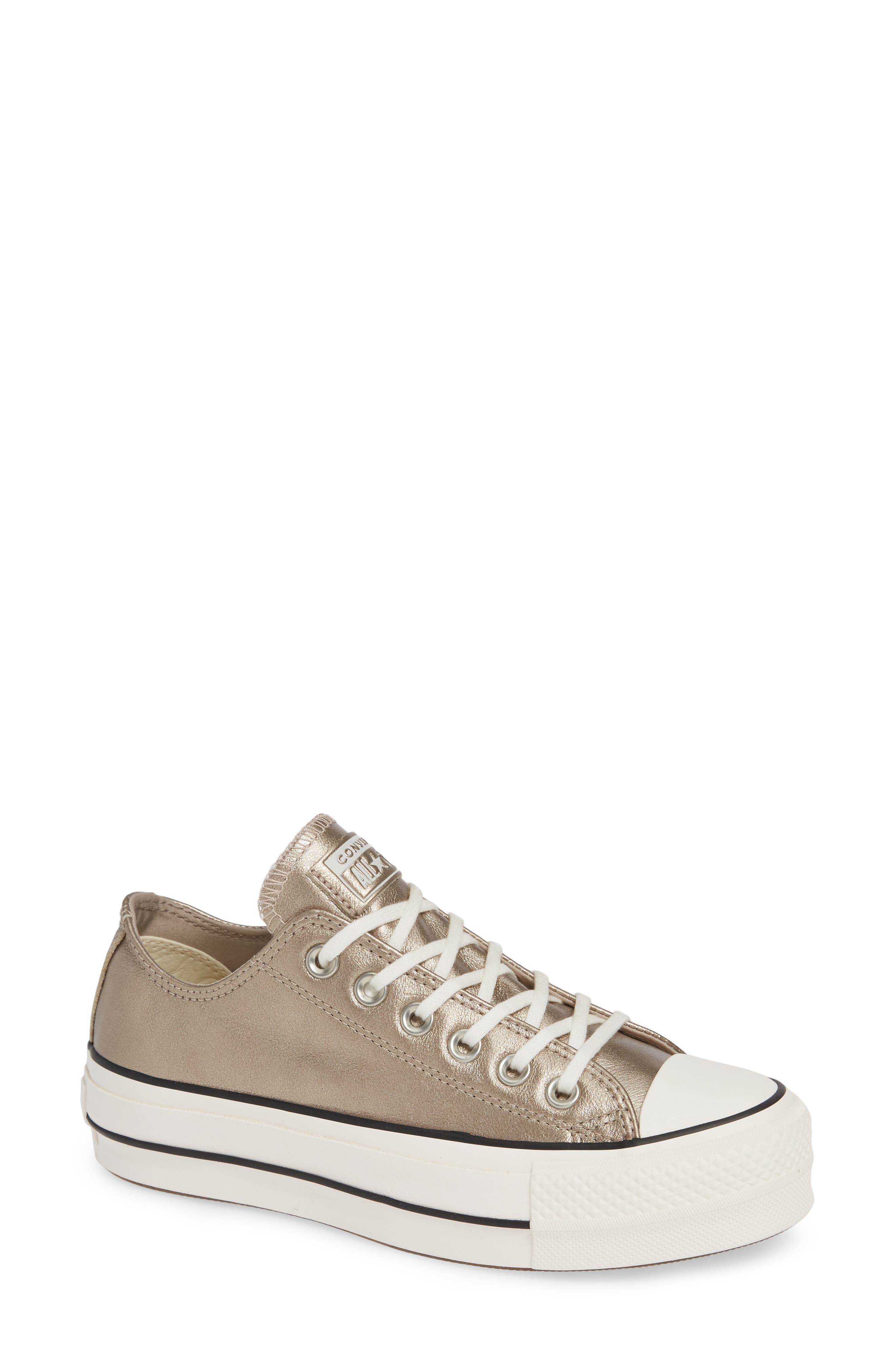 Prom Dress Leather Converse