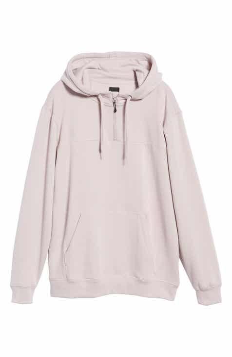 0b49098dec7f Vans Anytime Quarter Zip Hooded Sweatshirt