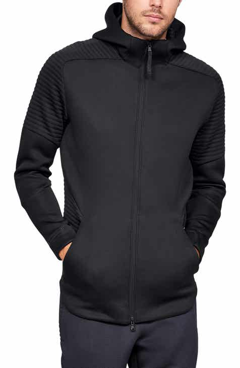 b43f710f151a Under Armour Unstoppable MOVE Zip Hooded Jacket