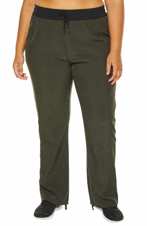 SHAPE Activewear Jetset High Rise Pants (Plus Size) by SHAPE