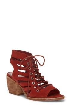 Vince Camuto Chesten Lace Up Sandal Women