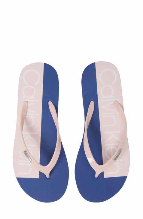 645eb49f7599 Calvin Klein Flip-Flops   Sandals for Women