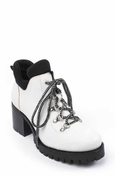 Women S White Boots Nordstrom