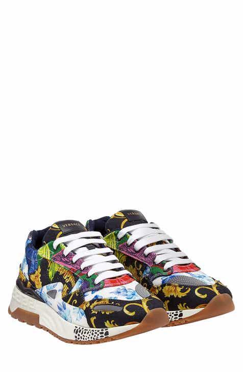2146f214cbb5 Versace Baroque Print Achilles Sneaker (Men)