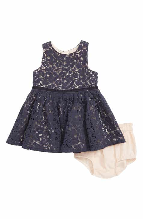 Ruby & Bloom Pretty Lace Dress (Baby)