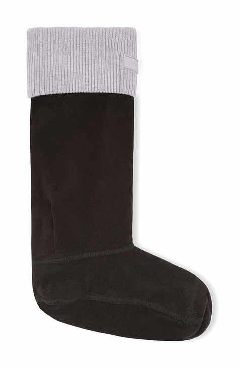 Hunter Refined Rib Cuff Tall Boot Sock (Women) by HUNTER