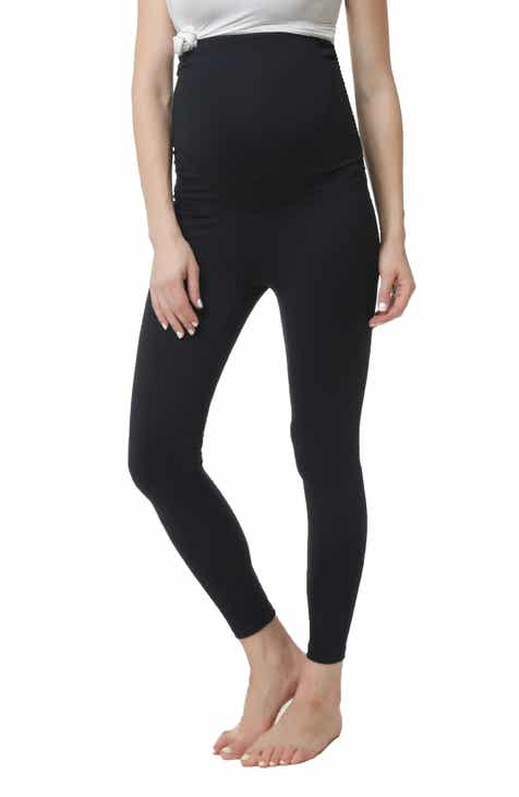 d9d39b46330fa Kimi and Kai Rae Belly Support Maternity Leggings