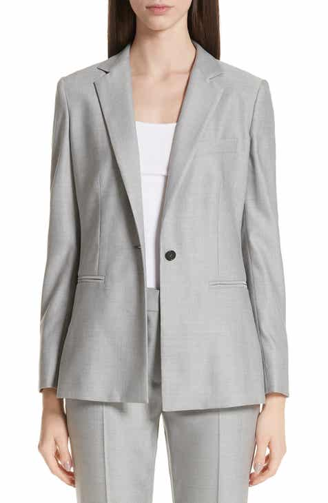 Max Mara Tosca Stretch Wool & Silk Jacket by MAX MARA