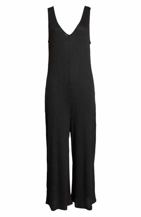 19128904c29f Women s Black Jumpsuits   Rompers